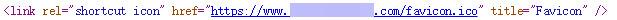 替换了xampp根目录下的favicon图标还是没变化为什么